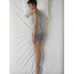 dormir postura tronco