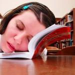 Dormir bien, la asignatura pendiente de los estudiantes
