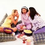 Fiestas de pijamas para niños que se convierten en aventuras