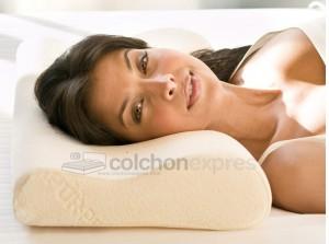 Almohada tempur cervical