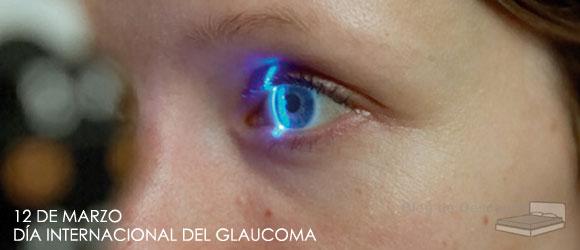 12 Marzo día internacional del Glaucoma