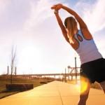 Hacer ejercicio regularmente mejora tu descanso