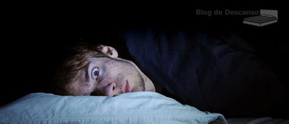 Movimientos y sudar al dormir