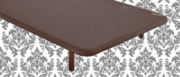Como elegir una base tapizada para tu colchón