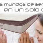 El colchón ideal para dormir en pareja