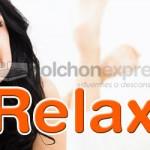 Relaxing cup of café con leche