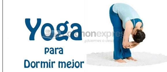 Ejercicios de yoga para dormir mejor - Para dormir bien ...