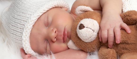 Consejos sobre cómo debe dormir un bebé