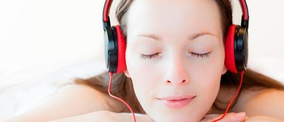 Terapia del sueño con sonidos
