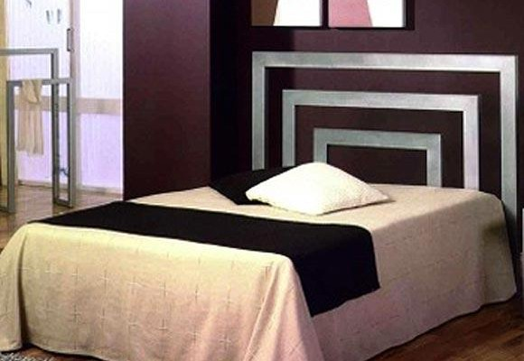 Cabeceros de cama originales ideas para decorar dormitorios - Ideas originales para cabeceros de cama ...