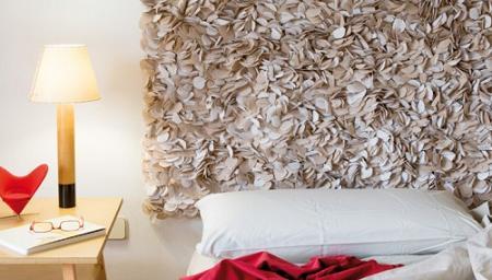 Cabeceros de cama originales ideas para decorar dormitorios - Cabeceros baratos y originales ...