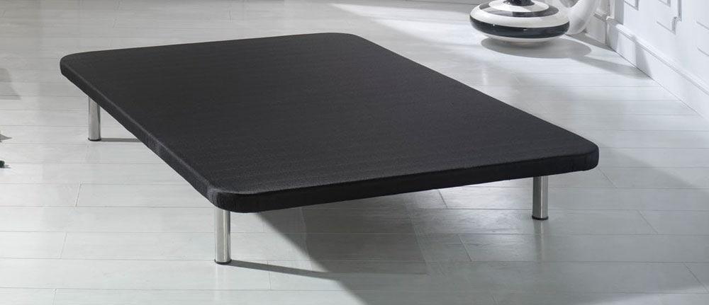 Cómo elegir una buena base tapizada barata