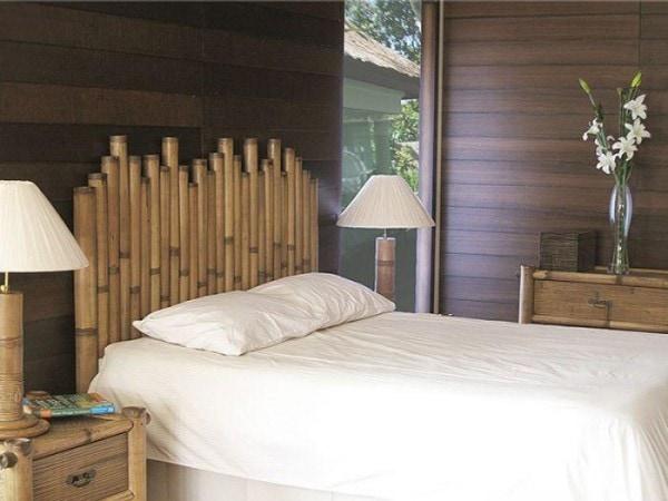ideas para cabeceros de cama cabeceros de bambu