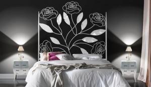 Ideas para cabeceros de cama - Cabeceros de forja modernos
