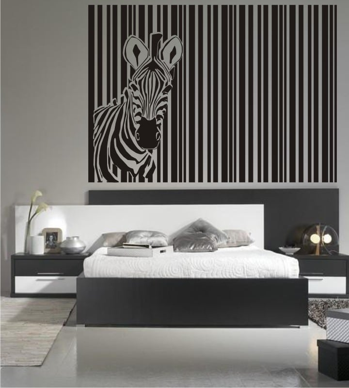 Ideas para cabeceros de cama sorprendentes - Vinilos para cabeceros ...