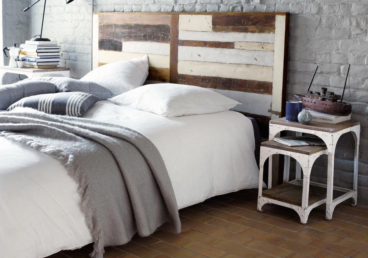 cabecero cama lacado
