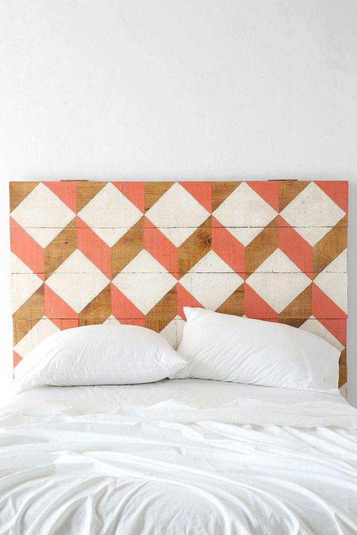 cabeceros de cama modernos y originales