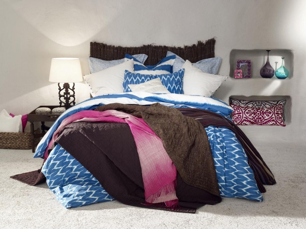 8 ideas de cabeceros de cama modernos y sencillos for Ideas camas