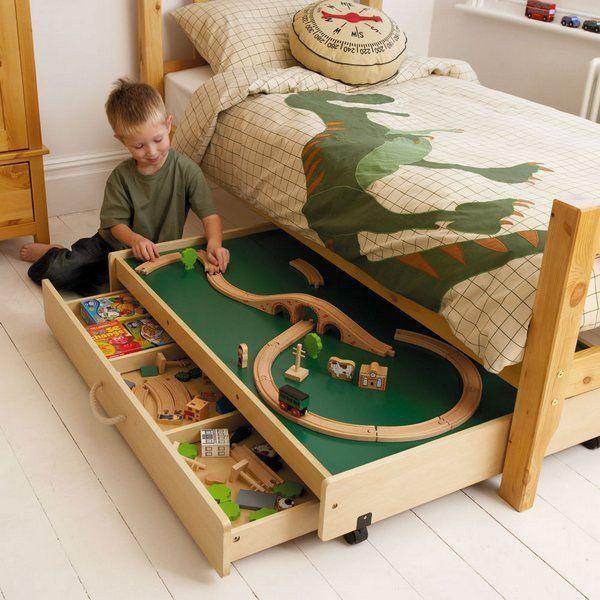 5 camas nido infantiles muy originales colchon expr s - Cama nido para ninos ...