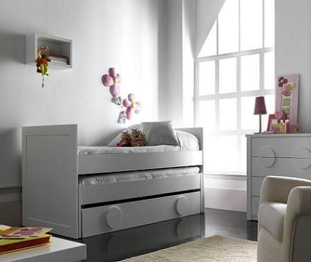 5 camas nido infantiles muy originales colchon expr s for Ofertas de camas nido