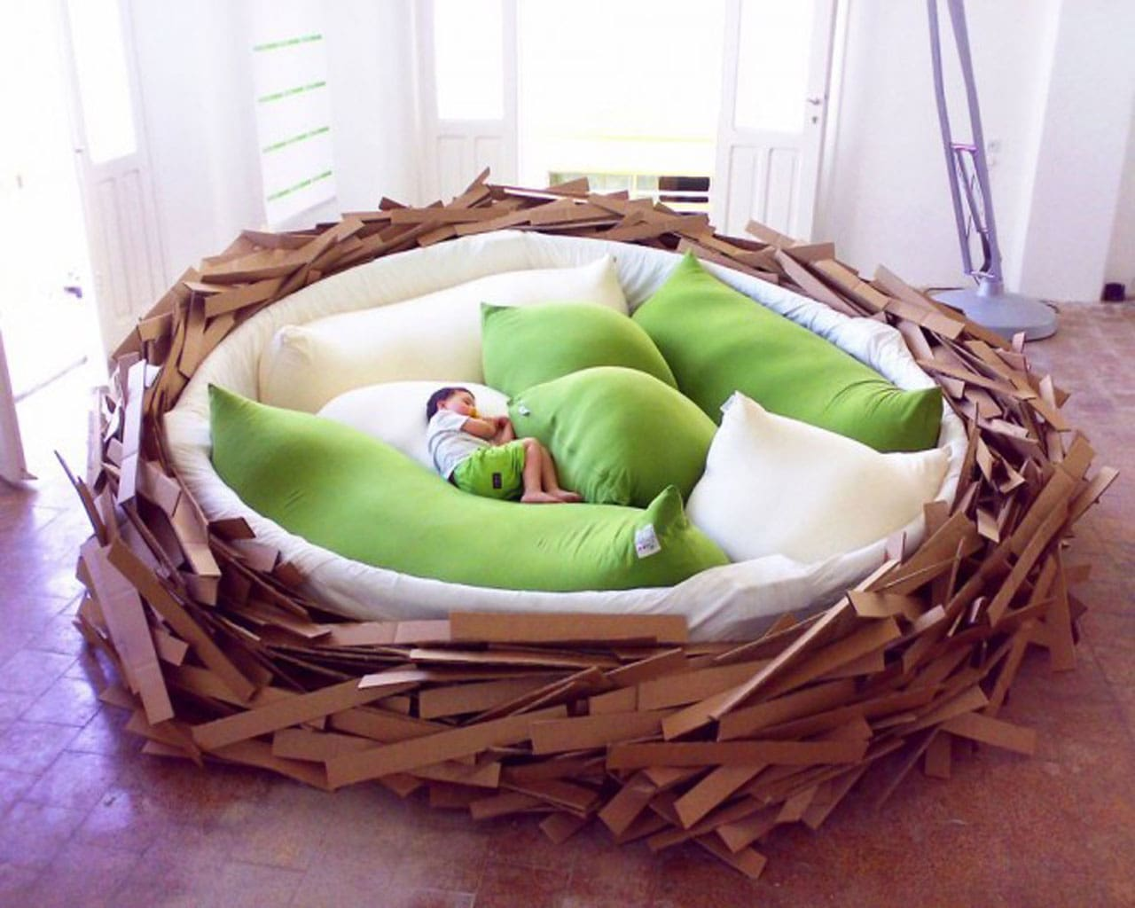 camas nido infantiles