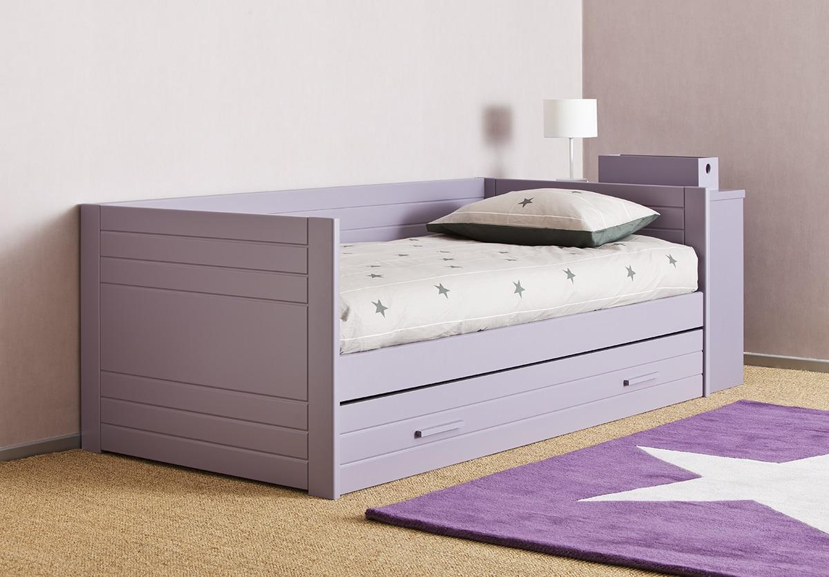 Qu colchones poner en una cama nido doble for Cama nido con cajones ikea