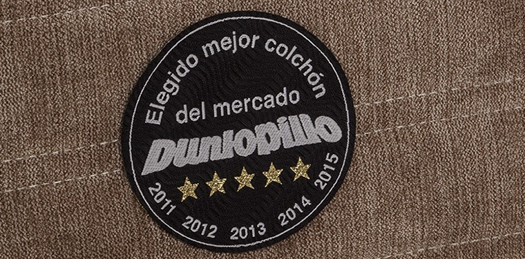 Colchón Emoción Dunlopillo – El mejor colchón por la OCU