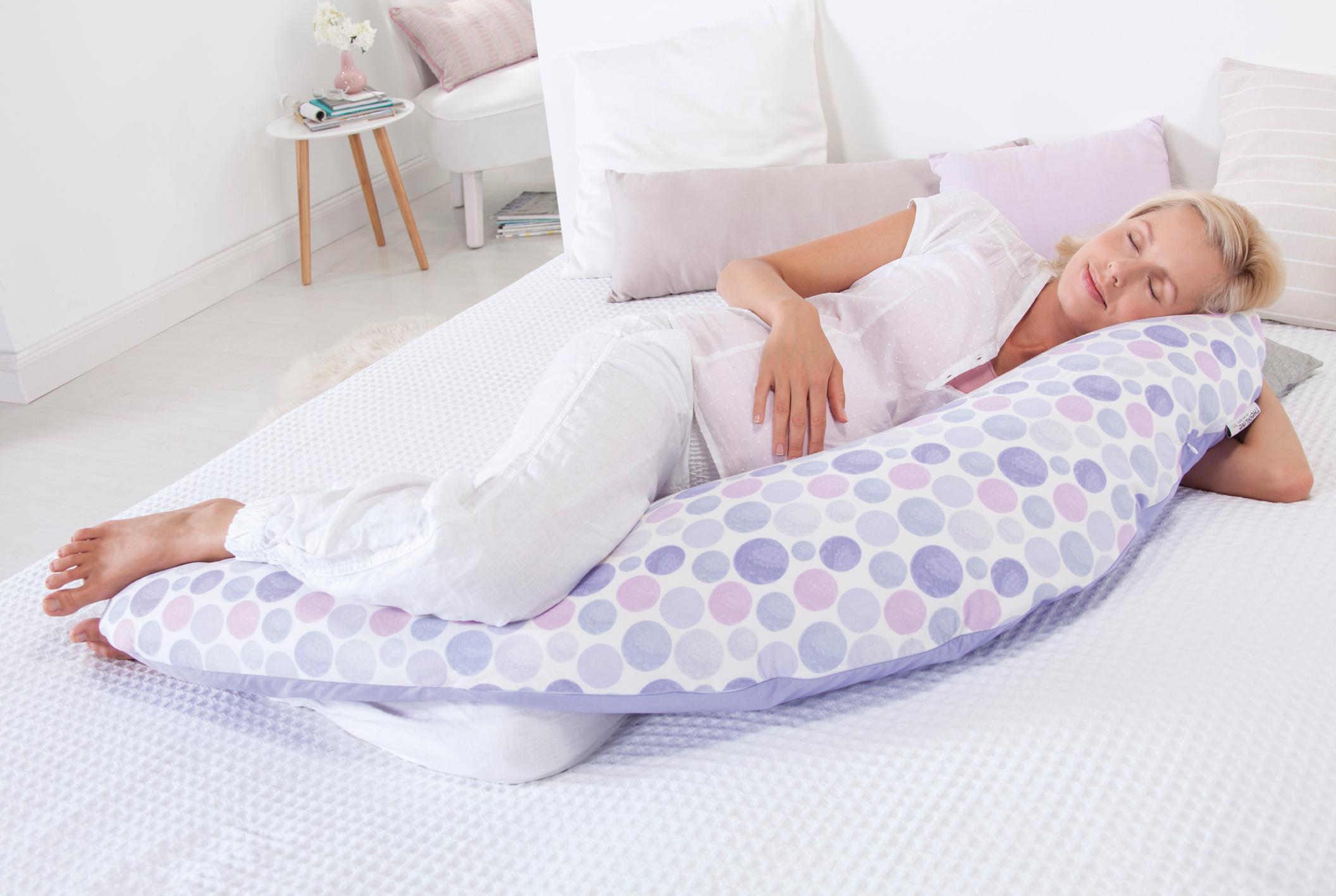 Almohadas para embarazadas: Fin del insomnio