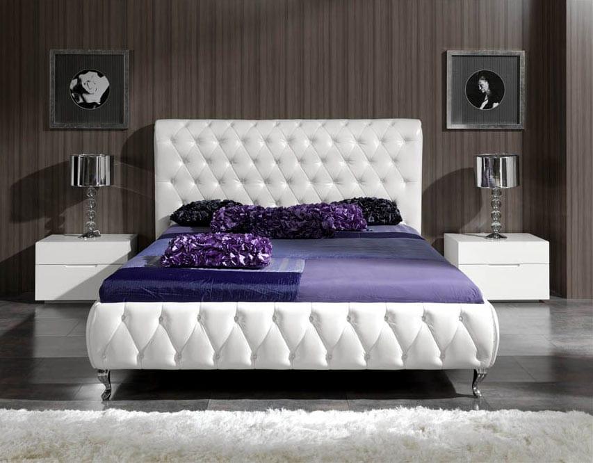 Cabeceros de cama de matrimonio elegantes y a buen precio