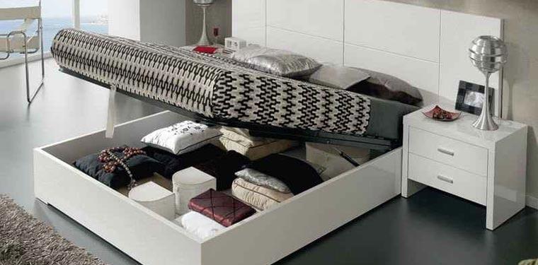 Canap s abatibles una gran idea para ahorrar espacio for Canape para cama