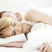 dormir acompañado