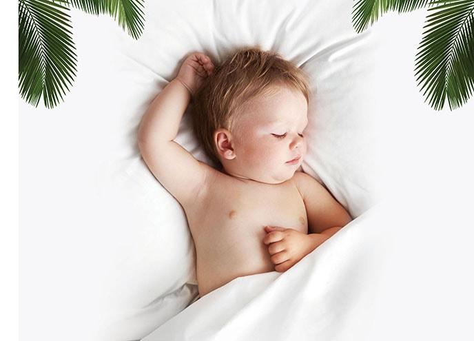 Colchones para cunas: lo mejor para el bebé