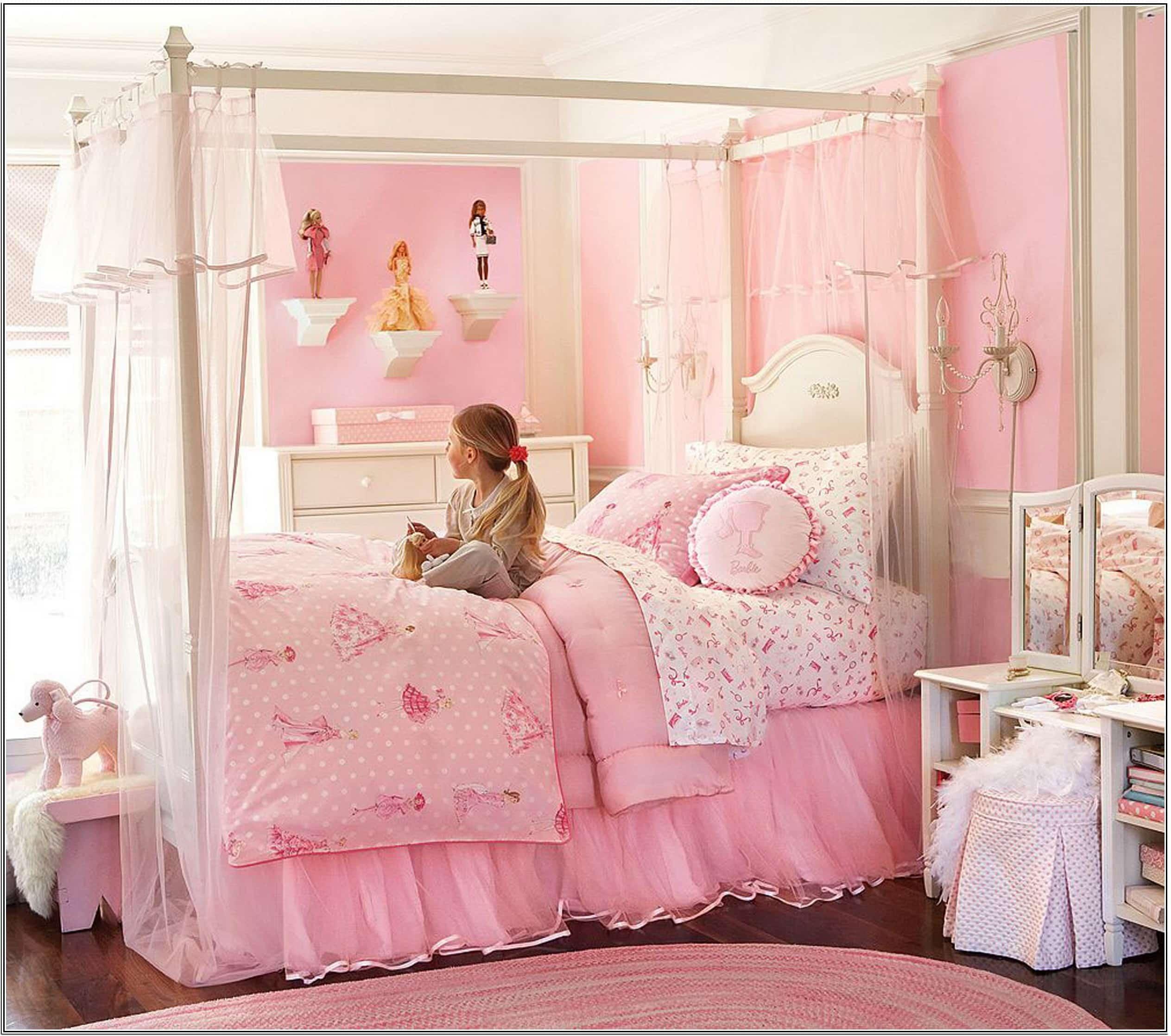 Camas Para Ni As Algunas Ideas Colch N Expr S ~ Dormitorios Infantiles Niña Princesas