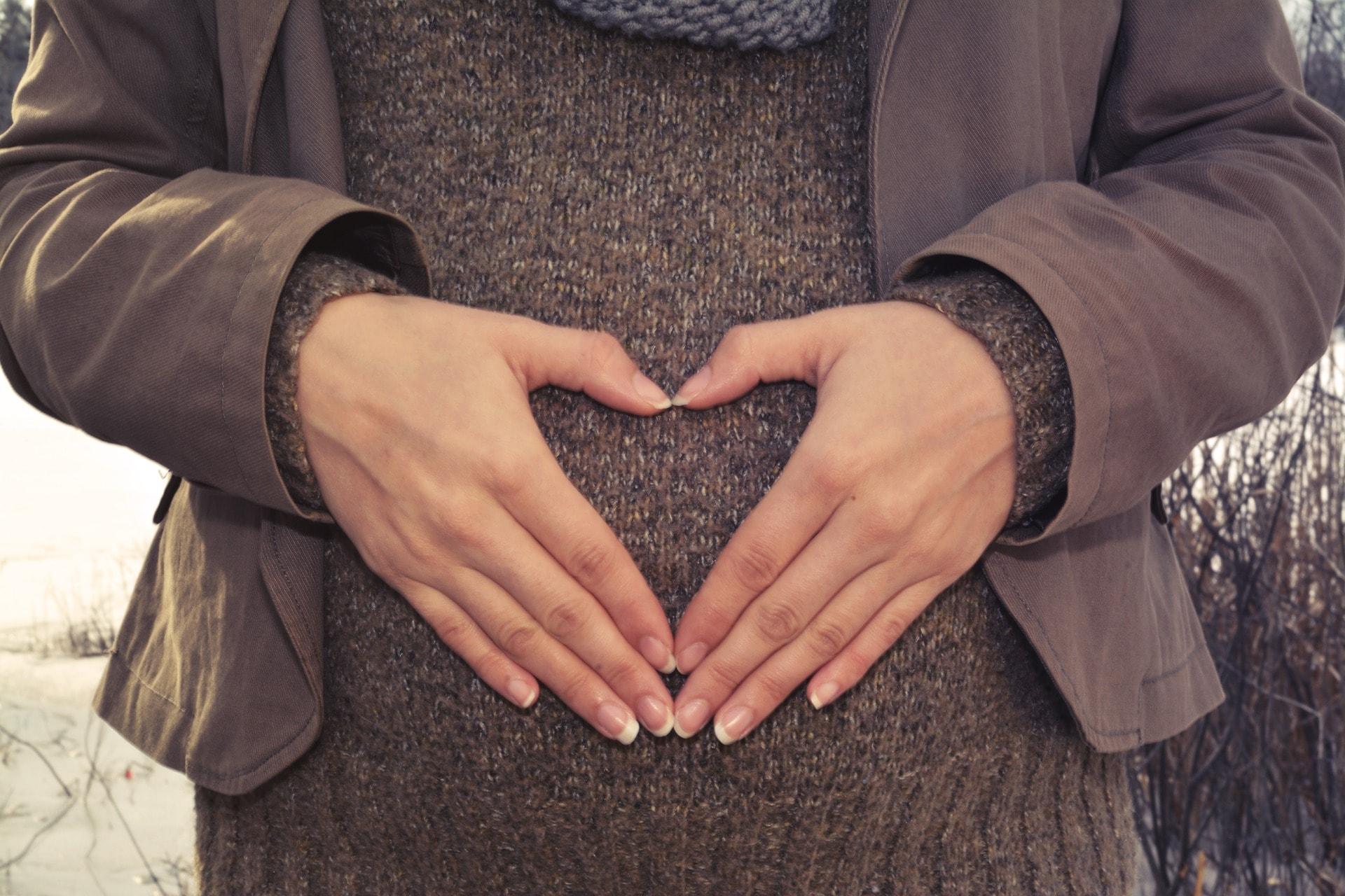 Garantiza tu descanso durante el embarazo