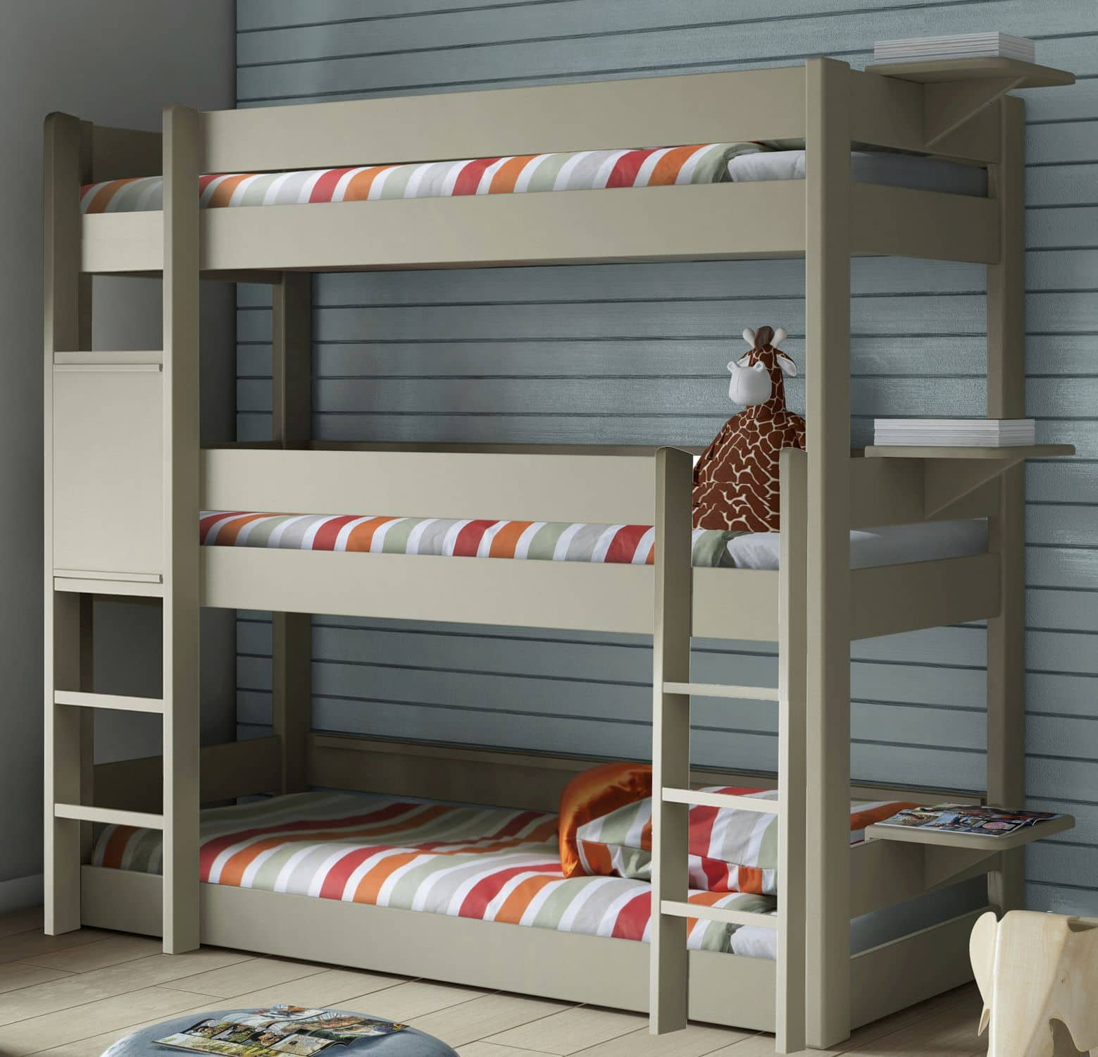 Bedroom Shelf Designs