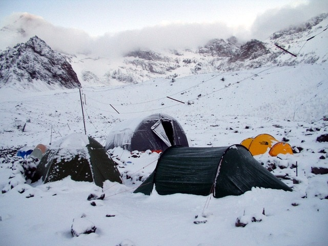 ¿Cómo es nuestro descanso a mayor altitud?