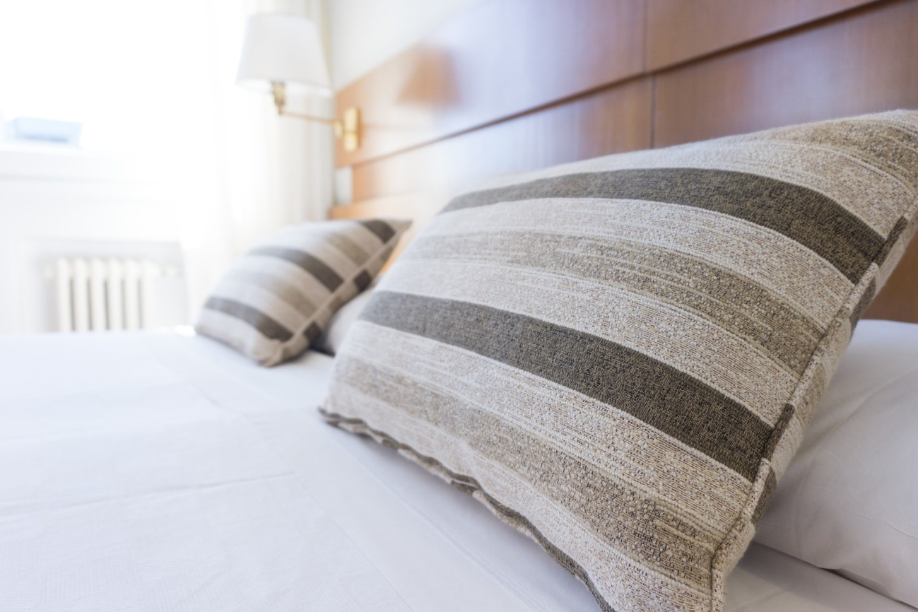 ¿Descansamos más cuando cambiamos las sábanas?