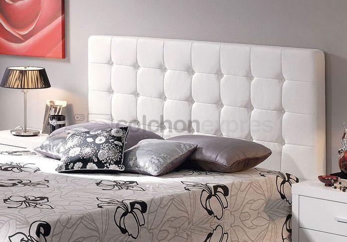 Cabeceros de cama baratos en colch n expr s - Cabeceros cama caseros ...