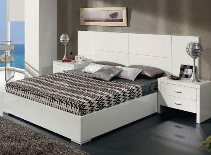 Cabeceros de cama baratos en colch n expr s - Cabezales de forja modernos ...