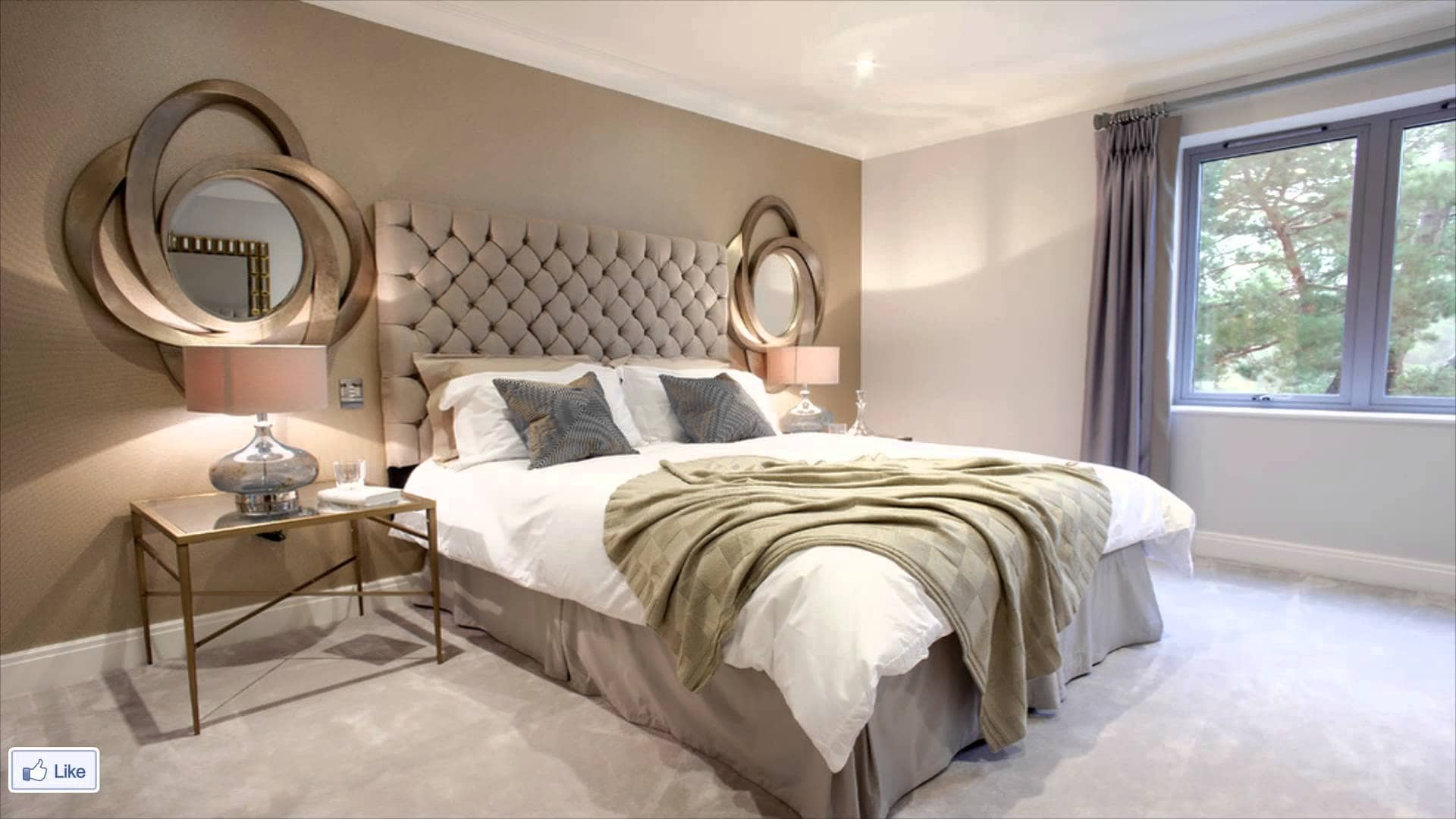 cabeceros de cama elegantes y originales