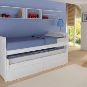 camas nido blancas 3