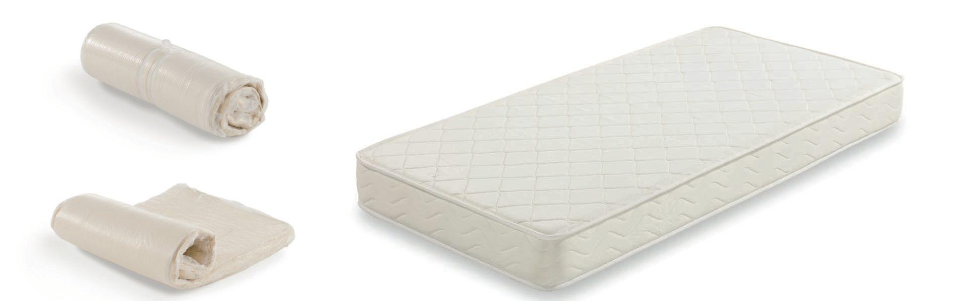 Las ventajas de comprar un colchón enrollado