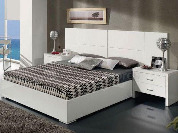 Cabeceros de cama elegantes y originales - Ideas para cabeceros de cama ...