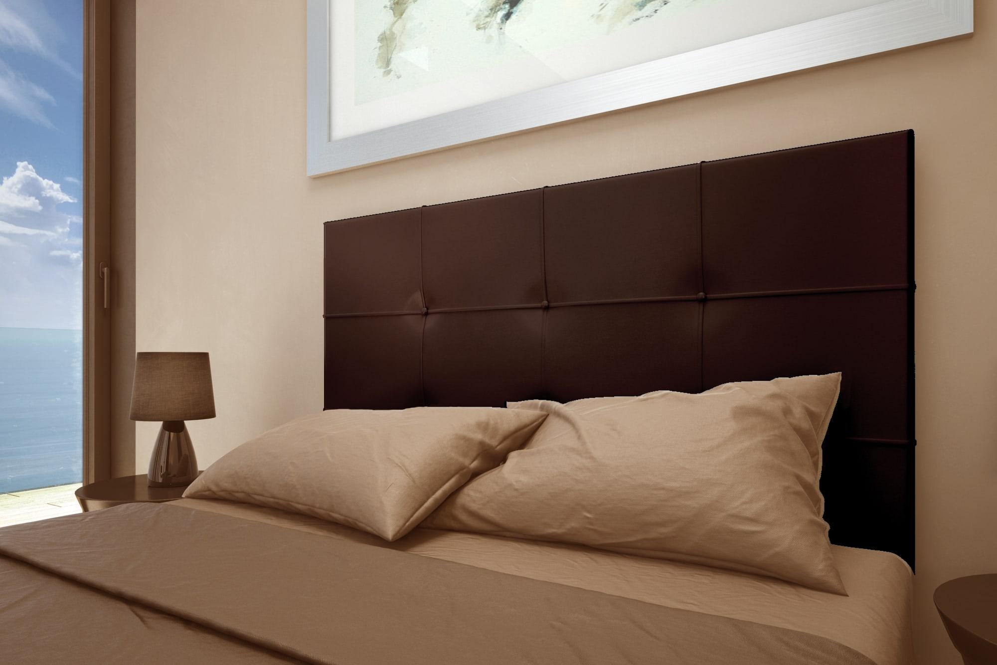 Cabeceros de cama elegantes y originales - Cabeceros de cama capitone ...