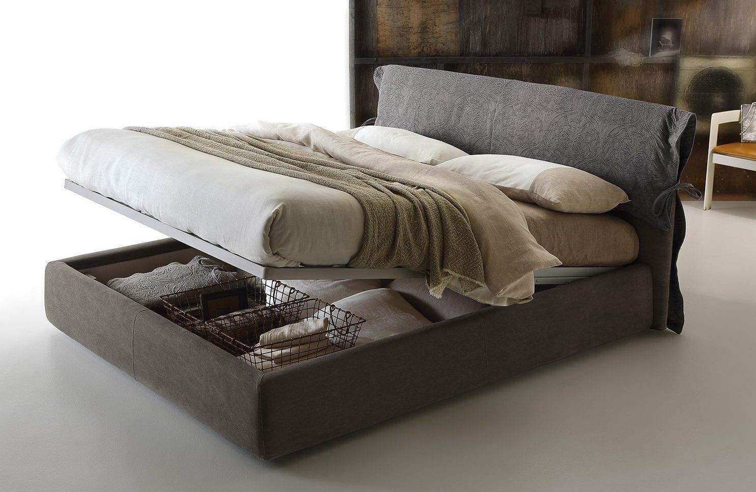 Cama con canapé: Almacenaje extra en el dormitorio
