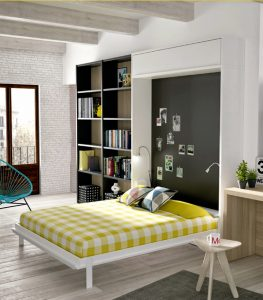 camas abatibles verticales