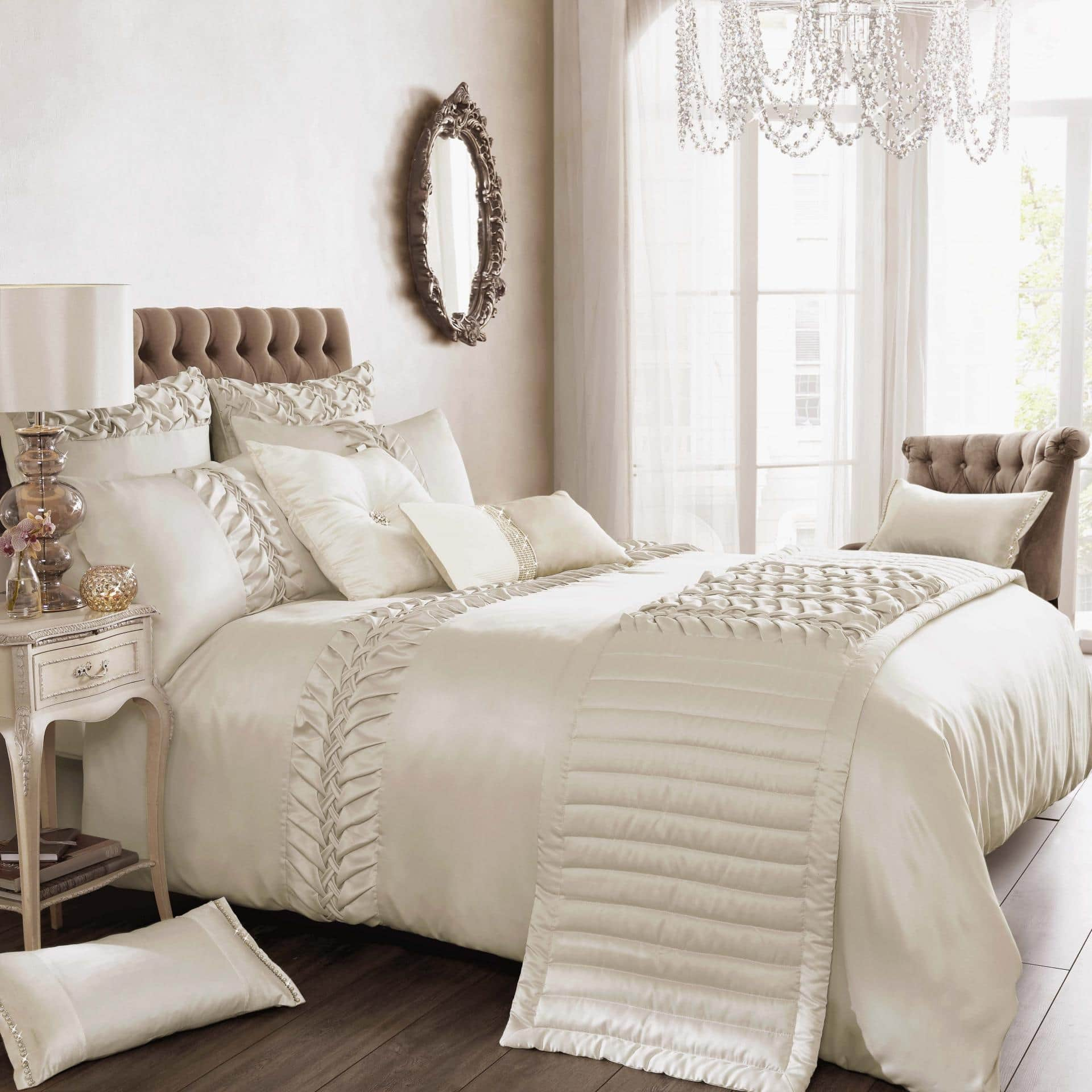 Camas baratas en madrid con colch n expr s for Colchon para cama king size