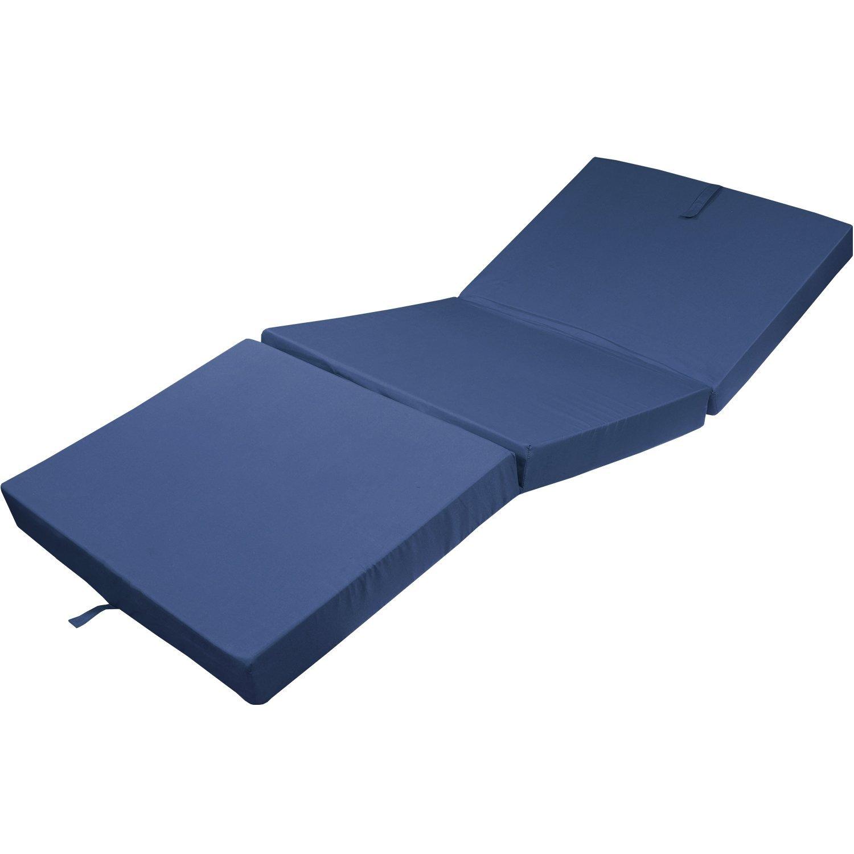 Colchón plegable para imprevistos