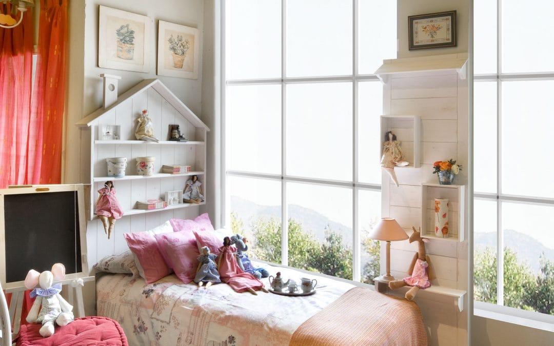 Cabeceros originales y baratos para dormitorios infantiles for Dormitorios ninos baratos
