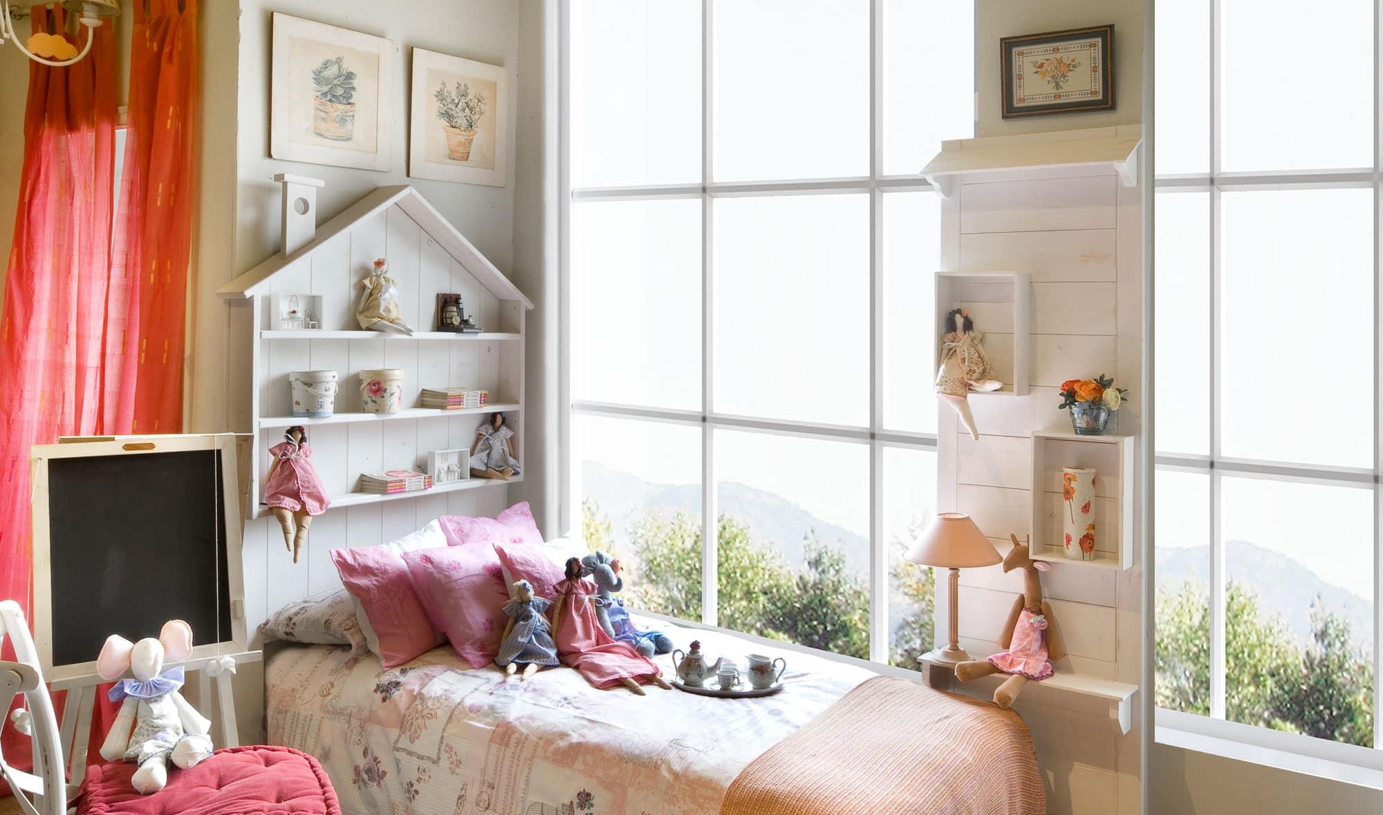 Cabeceros originales y baratos para dormitorios infantiles for Dormitorios infantiles baratos